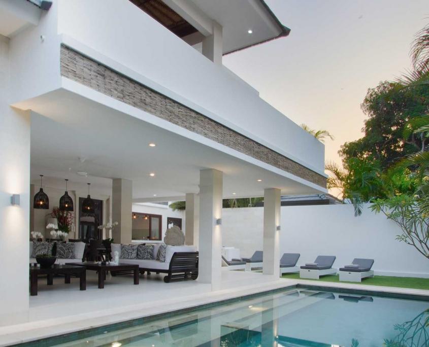 Three Bedroom Villa Bali